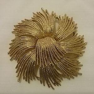 Vintage brooch by MONET